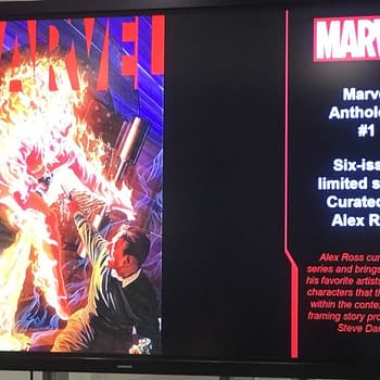 Marvel Announces Marvel Anthology by Alex Ross at MCM London