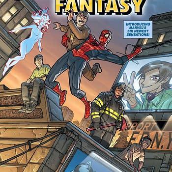 Marvel Comics to Publish Amazing Fantasy Omnibus &#8211 But Which Amazing Fantasy