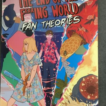 Speculator Corner: The End Of The F***ing Worlds Official Fan Theories Comic at MCM London