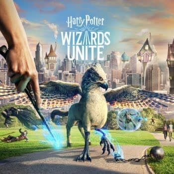 Into the Fire Part Two Begins in Harry Potter: Wizards Unite