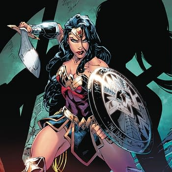 LATE: Novembers Wonder Woman #83 Slips to December 18th
