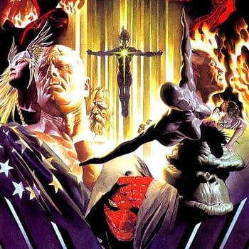Alex Ross Jim Krueger Well-Bee Create Earth X Prequel Marvels X
