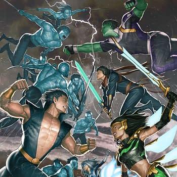 Atlantis Attacks&#8230 Again at Marvel in January from Greg Pak and Ario Anindito
