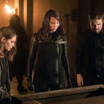 Arrow Season 8: Oliver Thea &#038 Talia al Ghul Take Their Leap of Faith [SPOILER REVIEW]