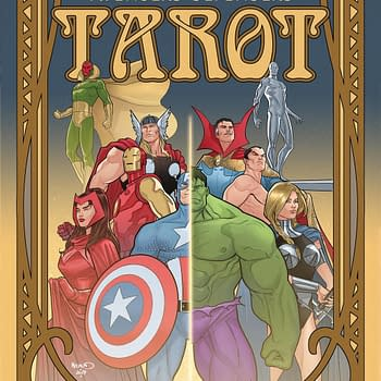 Alan Davis Launches Tarot From Marvel Comics in January 2020