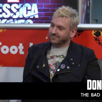 Donny Cates is the bad boy of comics.
