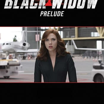 Black Widow Gets a Movie Prelude in Marvels January Solicitations