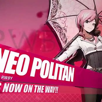 Neo Politan from RWBY Is Coming To BlazBlue Cross Tag Battle