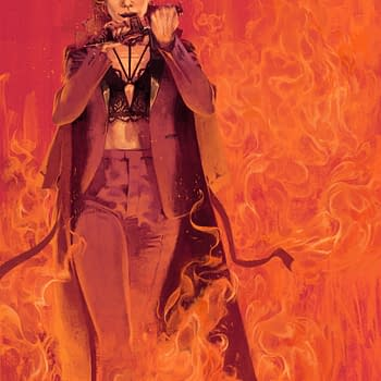Vampire on Vampire Violence in Buffy the Vampire Slayer #9 First Look [Hellmouth Preview]