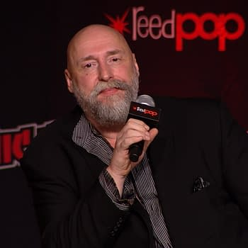 Warren Ellis on How He Got Involved in Netflix Indias Heavens Forest and Yes Castlevania Season 3 For 2020