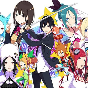 Conception Plus: Maidens Of The Twelve Stars Gets A New Trailer