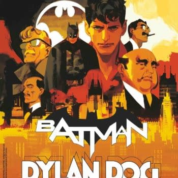 Batman & Dylan Dog #0 to be Published in Italy at the End of the Month