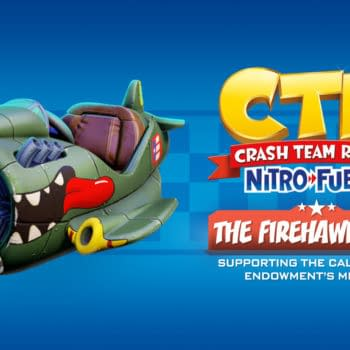 """""""Crash Team Racing Nitro-Fueled"""" Teams UP With """"Call Of Duty"""" Endowment"""