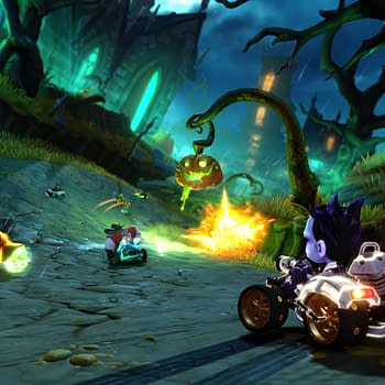 Crash Team Racing Nitro-Fueled Spooky Grand Prix Dates and Details Revealed