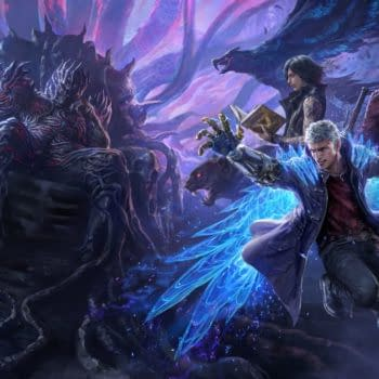 """Nero From """"Devil May Cry""""is Headed To """"TEPPEN"""" Soon"""