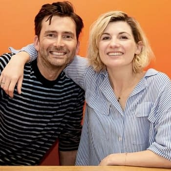 David Tennants Doctor Who to Meet Jodie Whittakers Doctor in 2020 &#8211 in the Comics