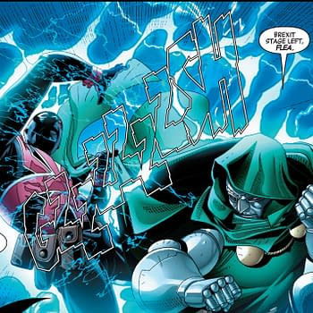 Doctor Doom Does Brexit in New Marvel Comic