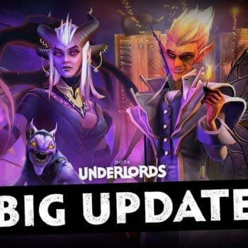 """Valve Adds A Major Update To """"Dota Underlords"""""""