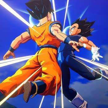 New Dragon Ball Z: Kakarot Released From Jump Festa