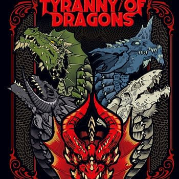Review: Dungeons &#038 Dragons &#8211 Tyranny Of Dragons