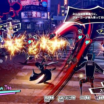Persona 5 Scramble: The Phantom Strikers Debuts in Japan in 2020