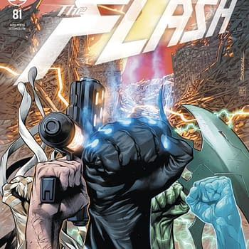 Could Flash #81 Explain Why Those Doom Sigils Are Breaking the DC Comics Timeline (Spoilers)