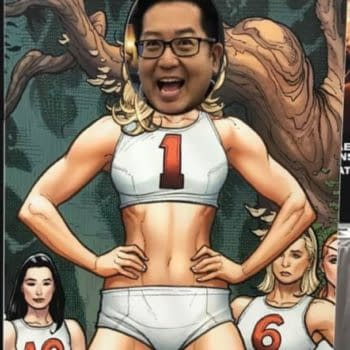 Letting It All Hang out With Frank Cho