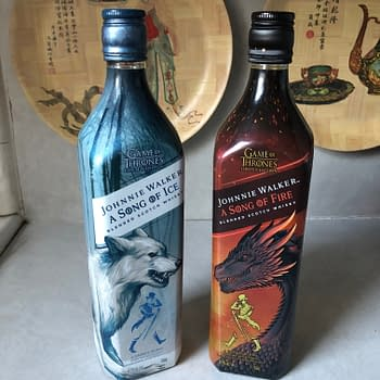 Review: Game Of Thrones Ice &#038 Fire &#8211 Johnnie Walker