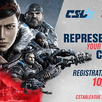 Gears 5 Joins The Collegiate StarLeague for 2019-2020 Season