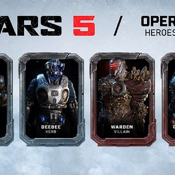 Gears 5 Just Introduced A New Set Of Characters