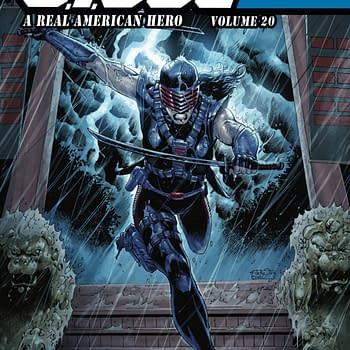 G.I. Joe: A Real American Hero Goes on Hiatus at IDW