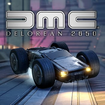 GRIP: Combat Racing Adds The Iconic DeLorean 2650 With New DLC