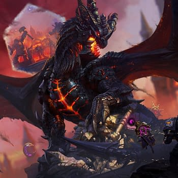 Heroes Of The Storm Adds Deathwing To The Roster