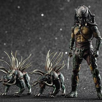 The Predators Are On The Hunt With New Figures From Hiya Toys