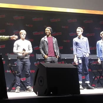 Harry Potter and The Cursed Child Shows the Method to the Magic at NYCC