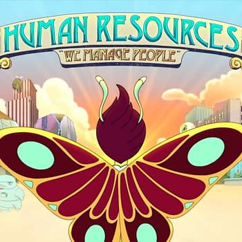 New Netflix Animated Show Human Resources Debuts At NYCC