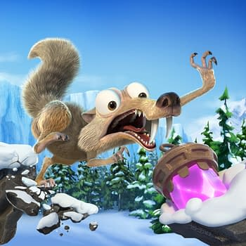 Outright Games To Launch Ice Age: Scrats Nutty Adventure Today