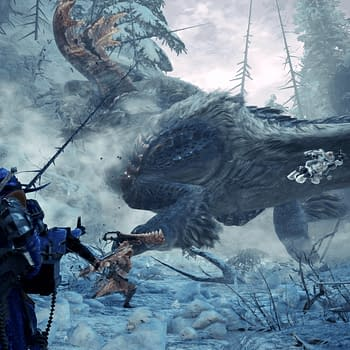 Monster Hunter World: Iceborne Heads to PC in January 2020