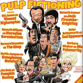 Viz Comic Asks&#8230 What if the Carry On Team Had Made Pulp Fiction