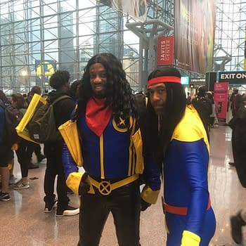 Over Three Hundred Cosplay Shots from New York Comic Cons Final Day Sunday #NYCC