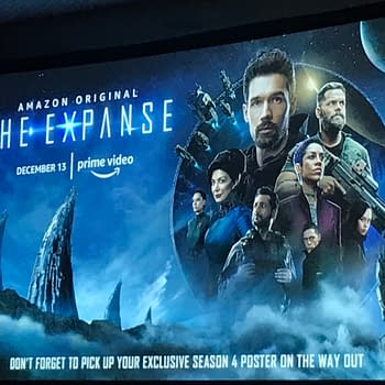 The Expanse Team Launches Season 4 Premiere Panel at NYCC [SPOILERS]