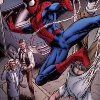 Mat Johnson Makes Marvel Comics Debut With Daily Bugle Comic with Mack Chater
