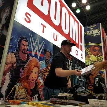 First Look at Boom Studios New York Comic Con Booth #NYCC