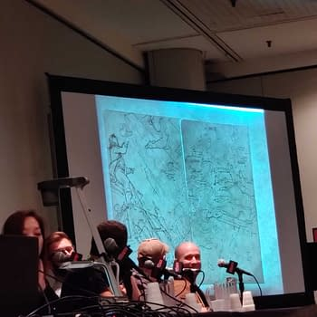 The Size of the Audience is the Largest Issue Anyone Will Face &#8211 Innovation at the Indie Comics Industry Panel at NYCC