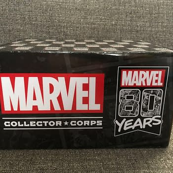 Lets Jump Into The Past With Marvel Collector Corps 1939 Box [Unboxing]