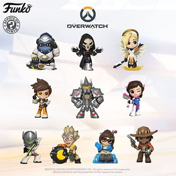 Overwatch and Funko Bring Alive More Heroes the World Needs
