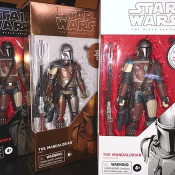 Mandalorian First Edition and the Hunt on Triple Force Friday [Experience]