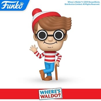October Funko Pop Releases &#8211 Wheres Waldo Smokey the Bear etc
