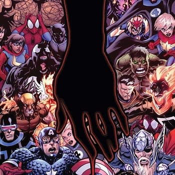 Artists Named for Marvel Comics Incoming #1 Anthology