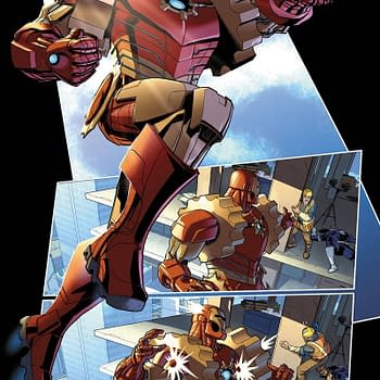 Marvel Comics to Launch Force Works Machine Man Rescue Weapon.Exe and Ironheart For Iron Man 2020
